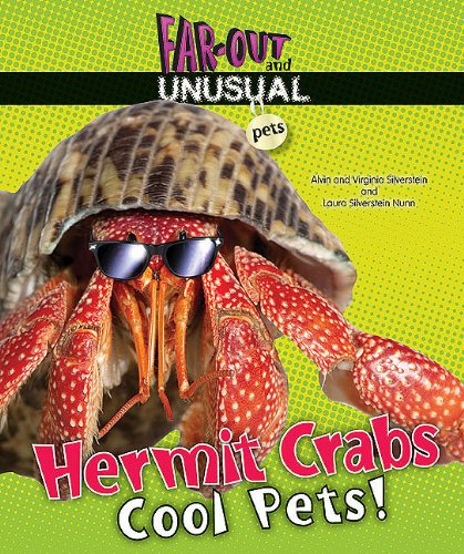 Hermit Crabs: Cool Pets! 9780766036840