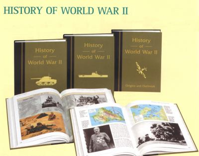 History of World War II 9780761474821