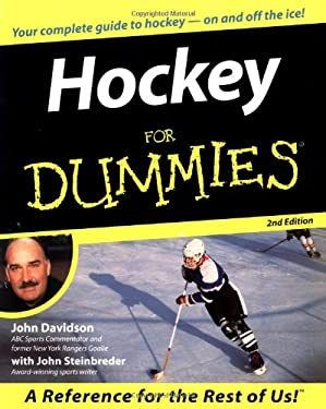 Hockey for Dummies 9780764552281