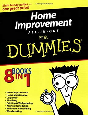Home Improvement All-In-One for Dummies 9780764556807