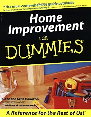 Home Improvement for Dummies. 9780764550058