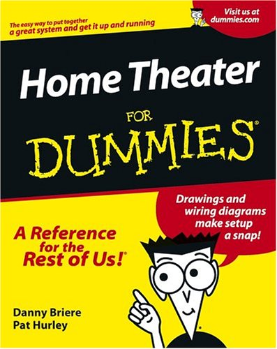 Home Theatre for Dummies 9780764518010