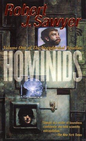 Hominids 9780765345004