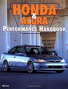 Honda and Acura Performance Handbook 9780760306697