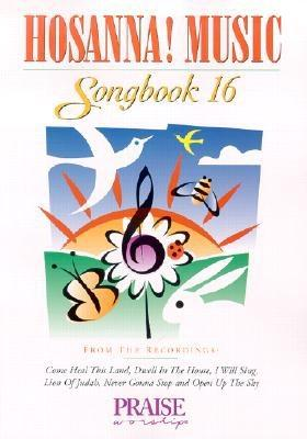 Hosanna! Music Songbook