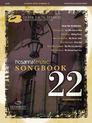 Hosanna! Music Songbook: Volume 22