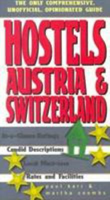 Hostels Austria & Switzerland 9780762706129
