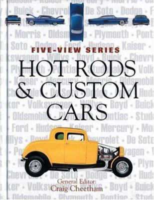 Hot Rods and Custom Cars 9780760323090
