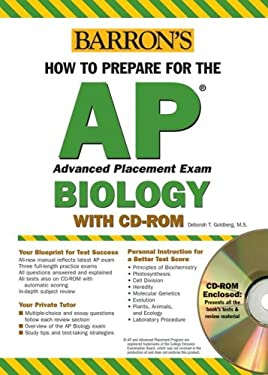 How to Prepare for the AP Biology [With CDROM] 9780764179105