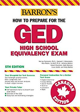 How to Prepare for the GED, Canadian Edition 9780764129599