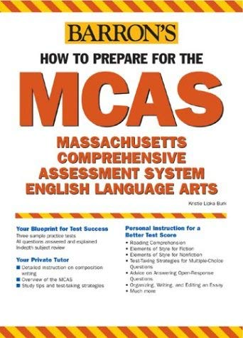 How to Prepare for the McAs-English Language Arts: Massachusetts Comprehensive Assessment System 9780764125874