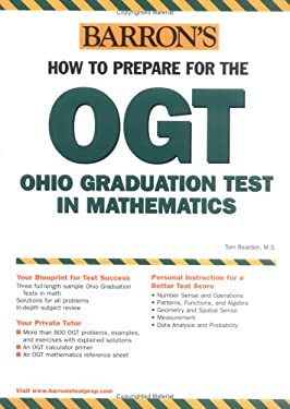 How to Prepare for the Ogt: Ohio Graduation Test in Mathematics 9780764123696