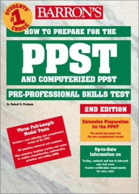 How to Prepare for the PPST and Computerized PPST 9780764122644