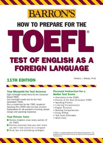 How to Prepare for the TOEFL 9780764123153