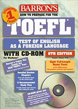 How to Prepare for the TOEFL [With New CD ROM] 9780764171734