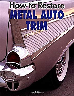 How to Restore Automotive Trim 9780760303313