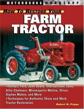 How to Restore Your Farm Tractor 2879739