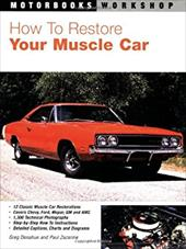 How to Restore Your Muscle Car 2880017