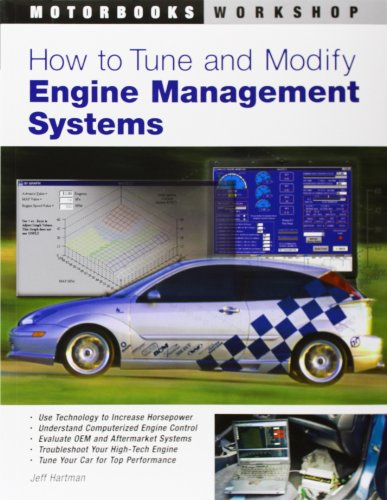 How to Tune & Modify Engine Management Systems 9780760315828