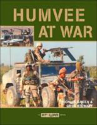 Humvee at War 9780760321515