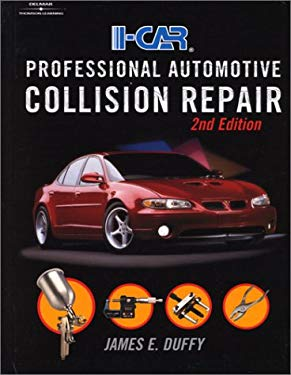 I-Car Professional Automotive Collision Repair 9780766813984