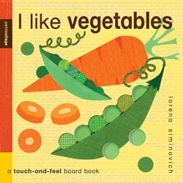 I Like Vegetables 9780763652838