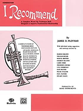 I Recommend: B-Flat Cornet (Trumpet)