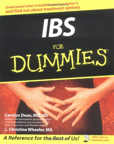 IBS for Dummies 9780764598142