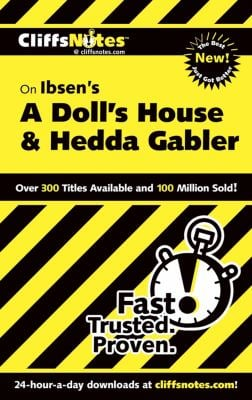 Ibsen's a Doll's House & Hedda Gabler 9780764544569