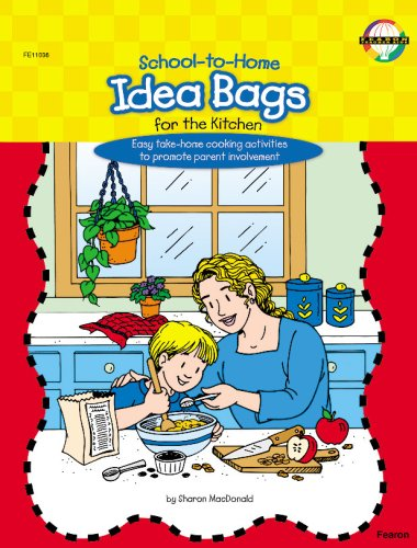Idea Bags for the Kitchen, Grades Prek to 1 9780768207330