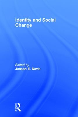 Identity and Social Change 9780765800343