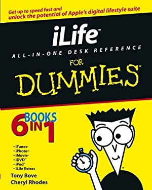 Ilife All-In-One Desk Reference for Dummies 9780764542138