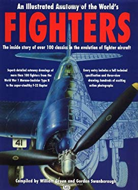 Illustrated Anatomy of the World's Fighters 9780760311240