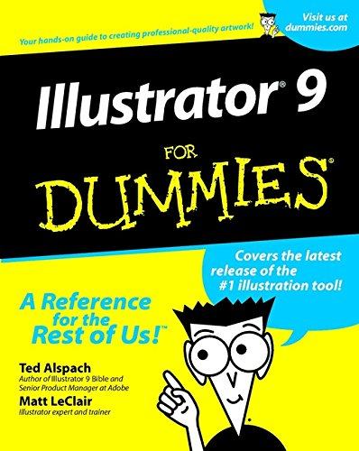 Illustrator 9 for Dummies 9780764506680