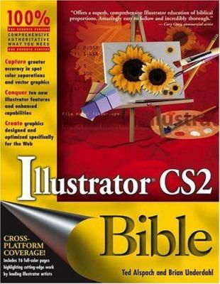 Illustrator CS2 Bible 9780764595813
