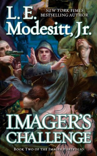 Imager's Challenge 9780765360908