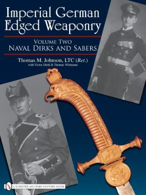 Imperial German Edged Weaponry 9780764329357