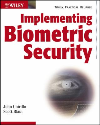 Implementing Biometric Security 9780764525025