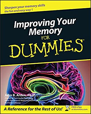 Improving Your Memory for Dummies 9780764554353