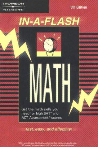 In-a-Flash: Math Michael R. Crystal