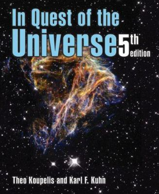 In Quest of the Universe [With CDROM] - 5th Edition