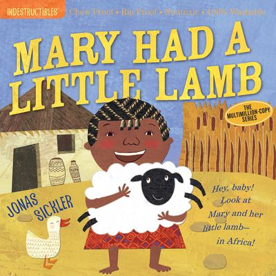 Mary Had a Little Lamb 9780761158608