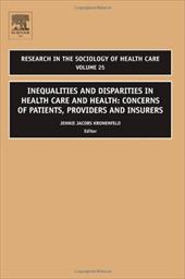 Inequalities and Disparities in Health Care and Health: Concerns of Patients, Providers and Insurers