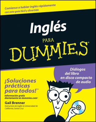 Ingles Para Dummies [With CDROM] 9780764554278