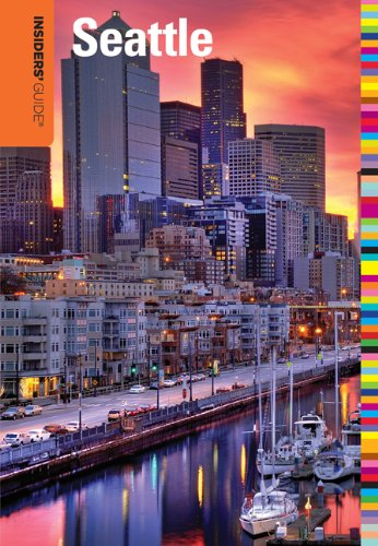 Insiders' Guide to Seattle 9780762755448