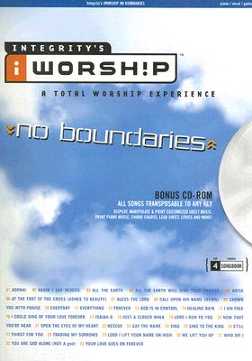 Integrity's Iworship: No Boundaries [With CDROM]