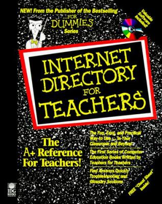 Internet Directory for Teachers [With Contains Paintshop Pro, Mindspring Internet Access] 9780764502194