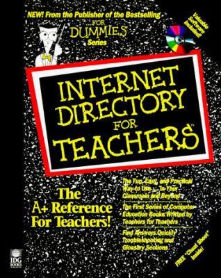 Internet Directory for Teachers [With Contains Paintshop Pro, Mindspring Internet Access] 9780764502194