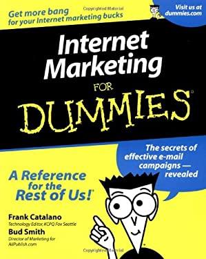 Internet Marketing for Dummies. 9780764507786