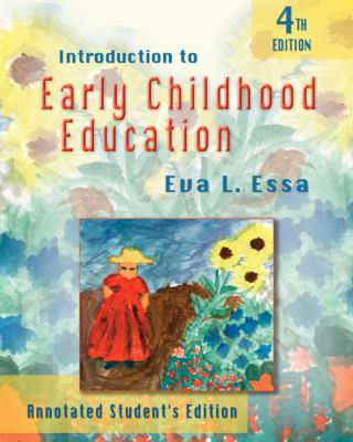 Introduction to Early Childhood Education, 4e 9780766834507